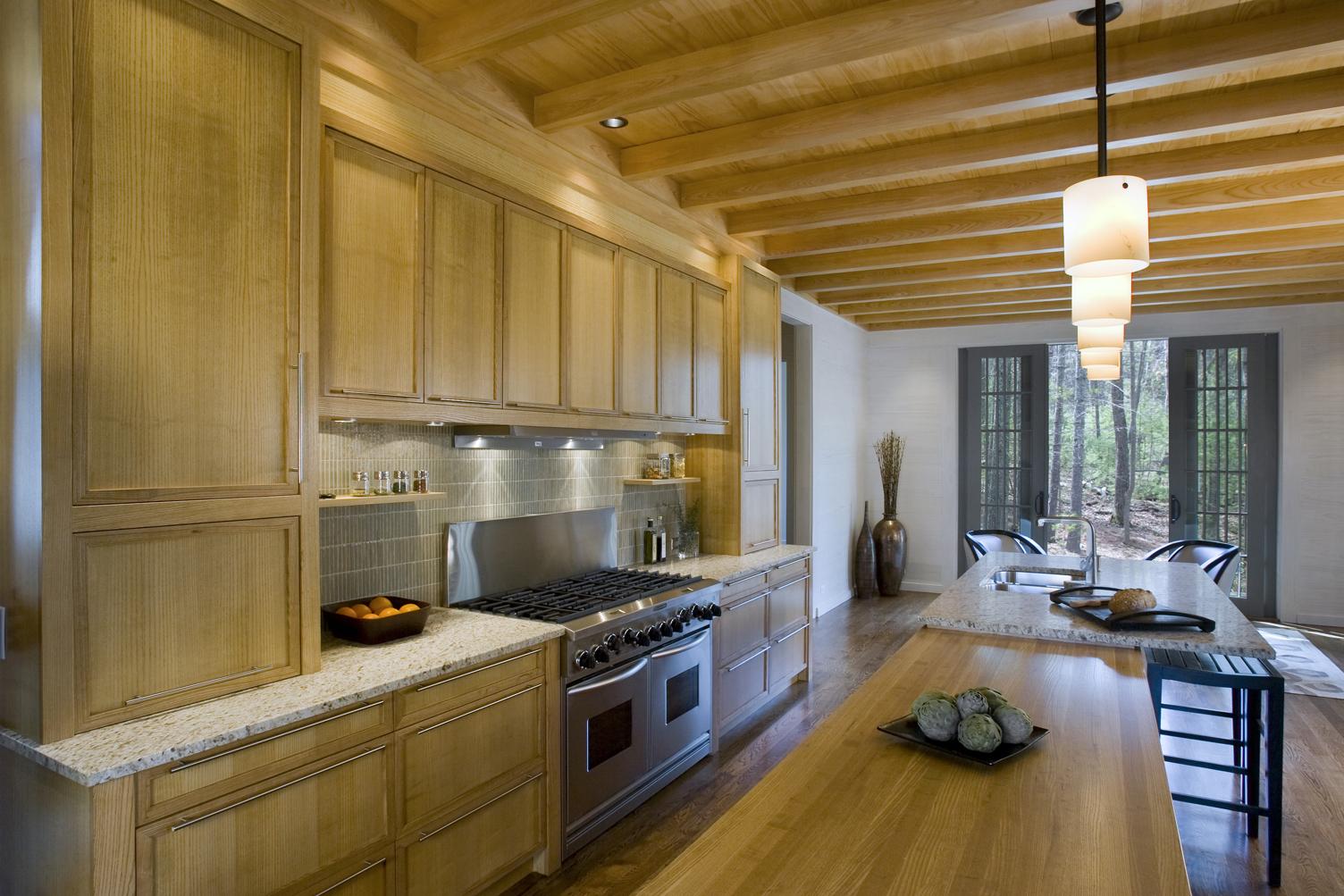 Carlton Edwards kitchen, modern mountain kitchen