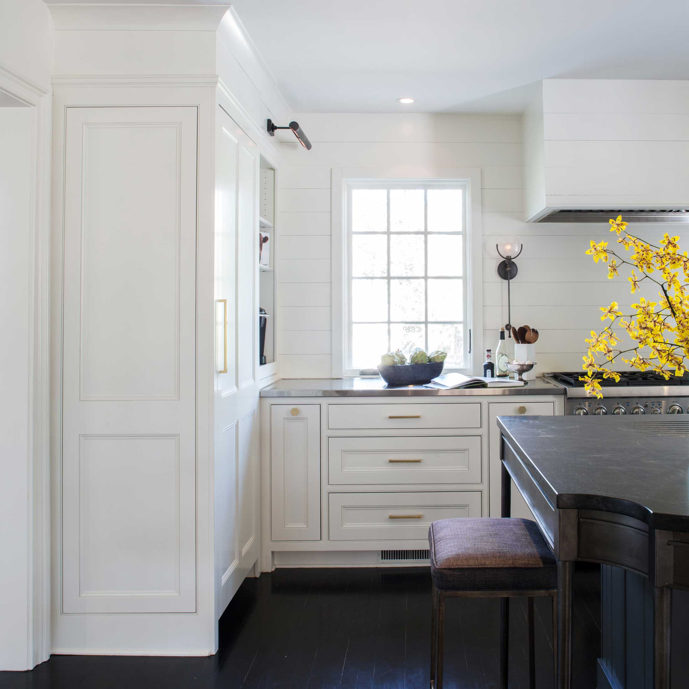 custom kitchen cabinetry-complete home renovation