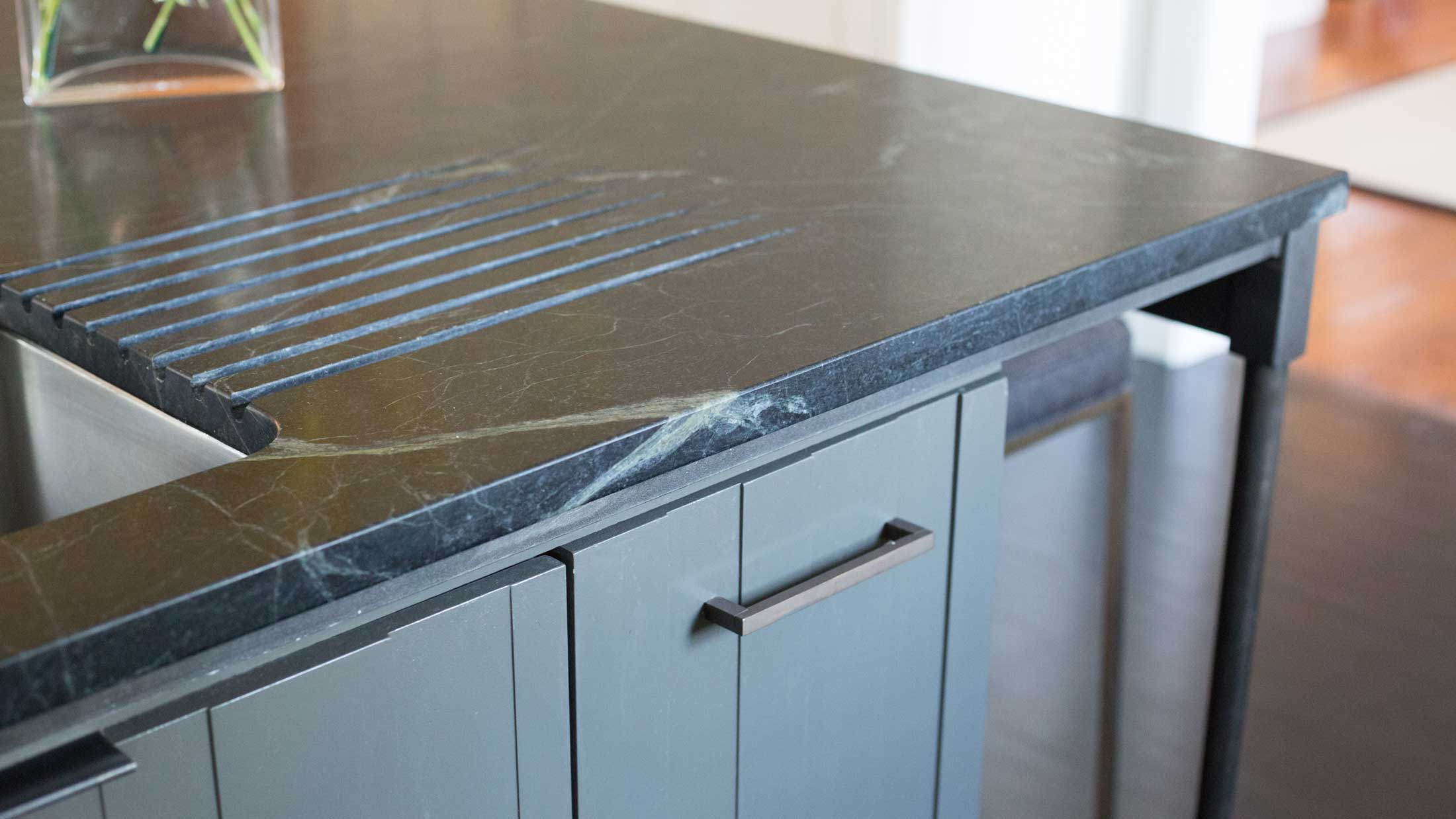 kitchen counter-marble-modern kitchen renovation