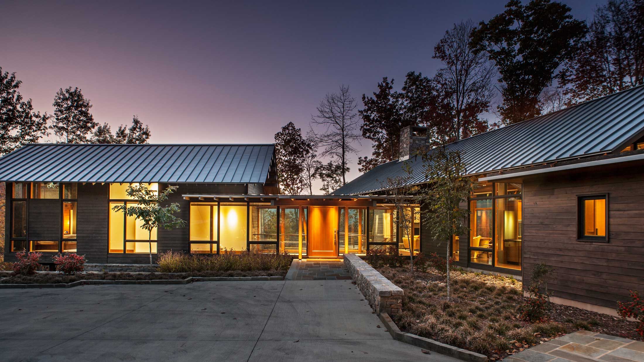 architecture firm-landscape designer-custom home builders-Asheville home