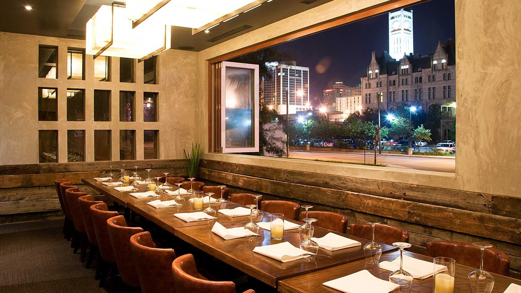 dining venue-hospitality
