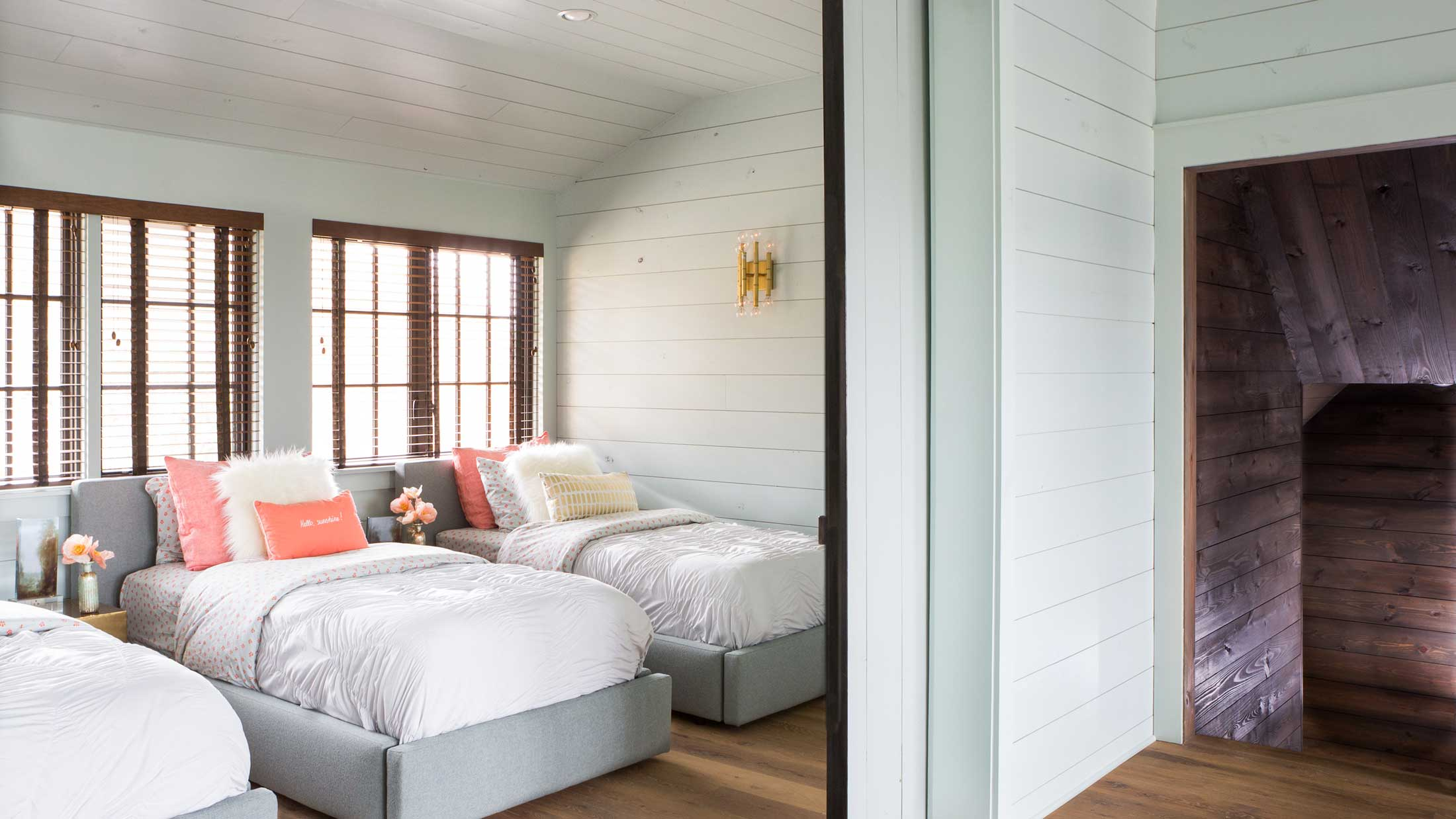 family retreat-bunk room for girls