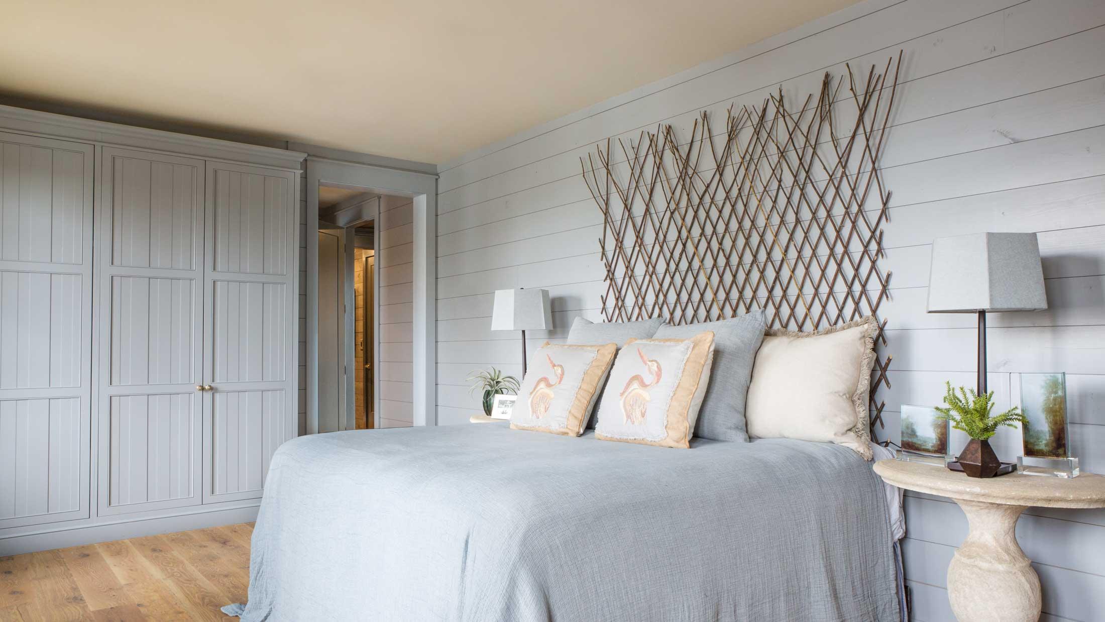 comfortable guest room-Carlton Edwards-unique headboard