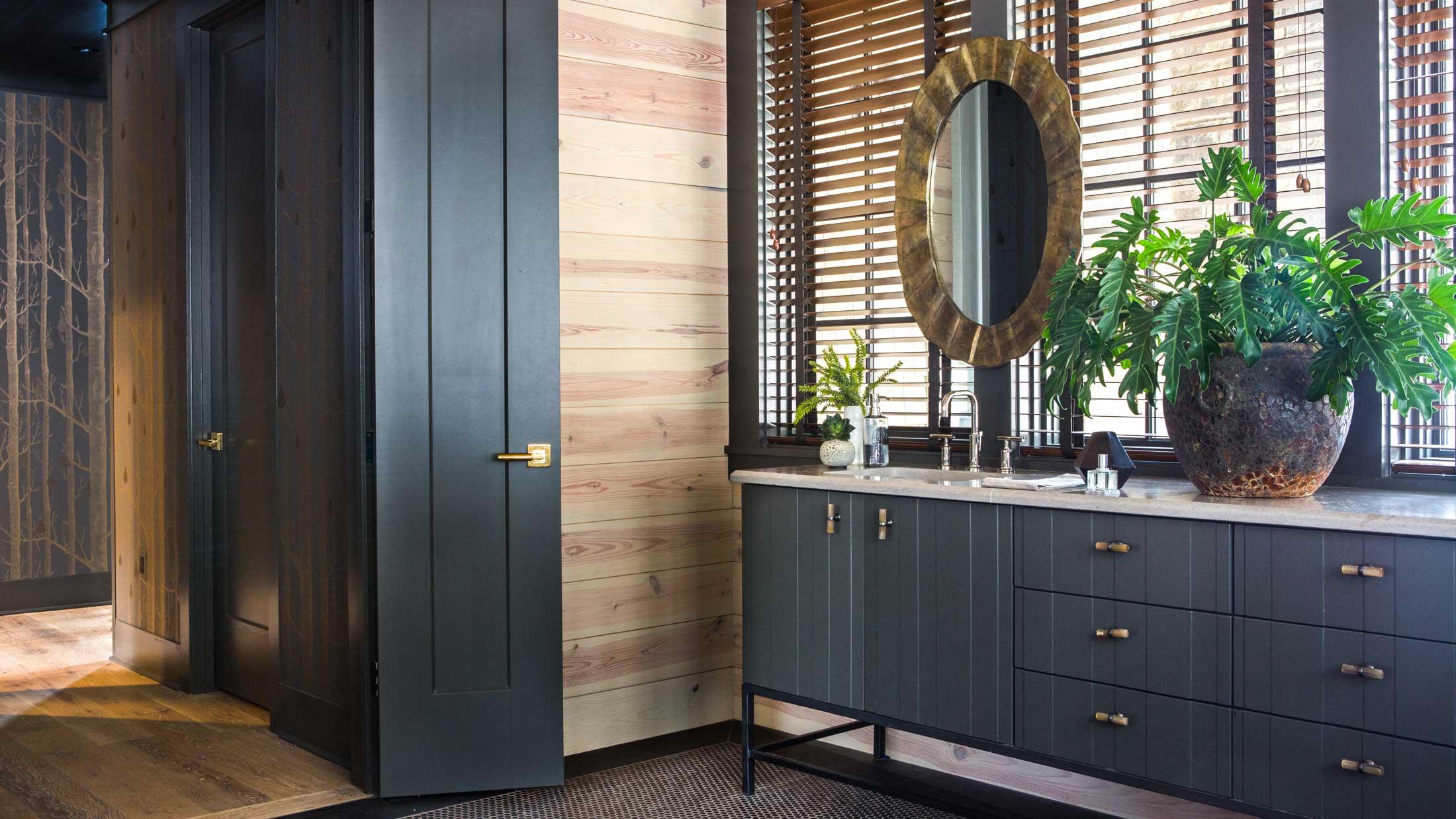 master suite vanity and bath
